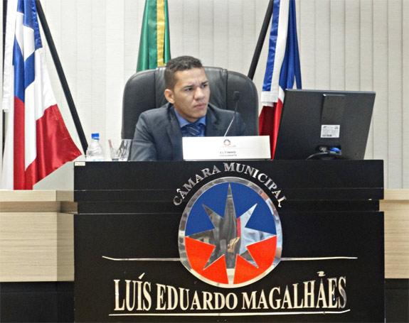 Presidente Elton Alves de Almeida