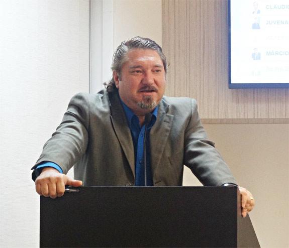 Vereador Sidnei Giachini