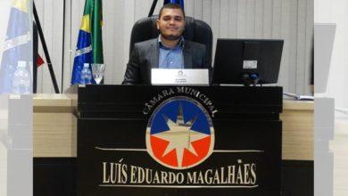 Photo of SESSÃO  DA CÂMARA DE VEREADORES TEVE TRIBUNA LIVRE