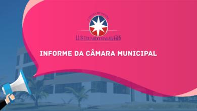 Photo of INFORME DA CÂMARA MUNICIPAL