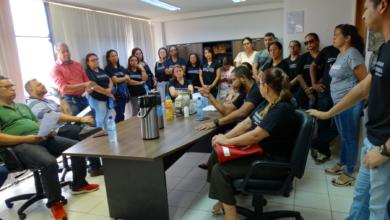 Photo of REUNIÃO ENTRE OS VEREADORES E OS PROFESSORES MUNICIPAIS