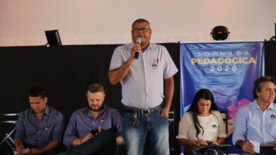 Photo of VEREADORES PARTICIPAM DA ABERTURA DA SEMANA PEDAGÓGICA